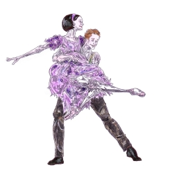 Alice and Jack, Act I: after Sarah Lamb and Steven McRae