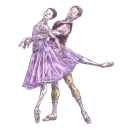 Alice and the Knave of Hearts (rehearsal), Act II: after Anna Rose O'Sullivan and Steven McRae