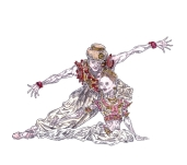 ARABIAN DANCE, Act II: after Gary Avis and Melissa Hamilton