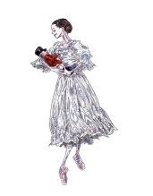 CLARA, Act I: after Francesca Hayward