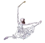 CLARA, Act II: after Anna Rose O'Sullivan