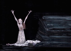 DEATH SCENE, Act III: after Marianela Nunez and Thiago Soares