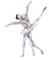 DIAMONDS PAS DE DEUX: after Marianela Nunez and Thiago Soares