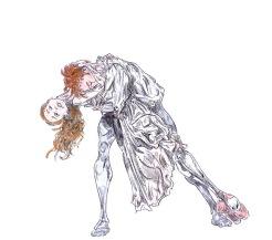 DEATH PAS DE DEUX, Act III: after Sarah Lamb and Steven McRae