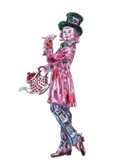 Mad Hatter, Act II: after Steven McRae