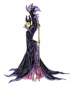MALEFICENT - THE SLEEPING BEAUTY