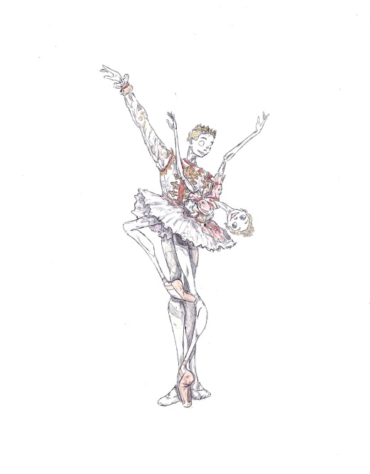 SUGAR PLUM FAIRY AND PRINCE PAS DE DEUX, Act II: