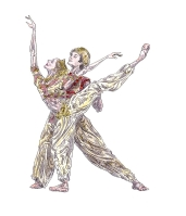 ARABIAN DANCE, Act II: after Reece Clarke and Melissa Hamilton