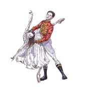 CLARA AND HANS PETER, Act I: after Anna Rose O'Sullivan and James Hay