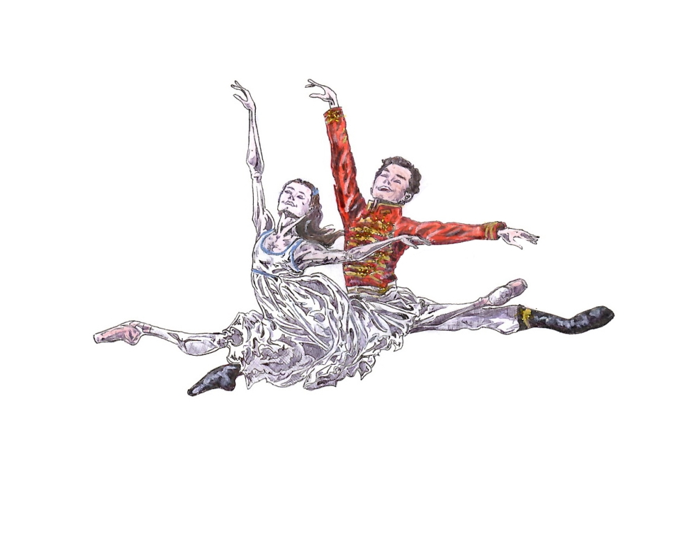CLARA AND HANS PETER, Act I: after Anna Rose O'Sullivan and James Hay