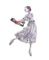 CLARA, Act I: after Anna Rose O'Sullivan