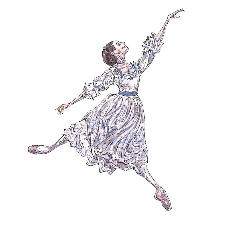 CLARA, Act I: after Francesca Hayward